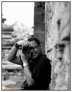 Aidil @ Borobudur